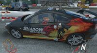Shadow race car