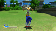 Sonic Generations Cream Modern Challenge 05