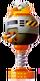 Bouncy Boss Robot