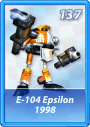 Card 137 (Sonic Rivals)
