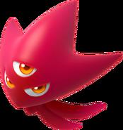 Crimson Wisp Art