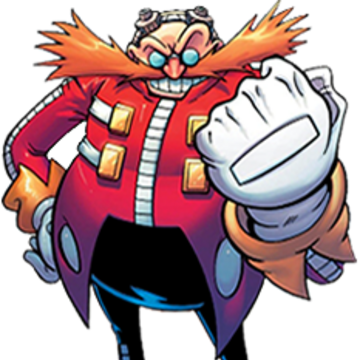 Doctor Eggman Archie Sonic News Network Fandom