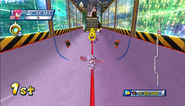 Mario Sonic Olympic Winter Games Gameplay 200
