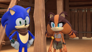 S2E23 Sonic and Sticks