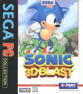 Sonic3DBlast PC US Box Expert
