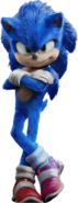 SonicMovie SpeedLimitSonic