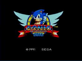 Sonic 8 bit
