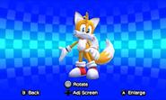 Sonic Generations 3DS model 3