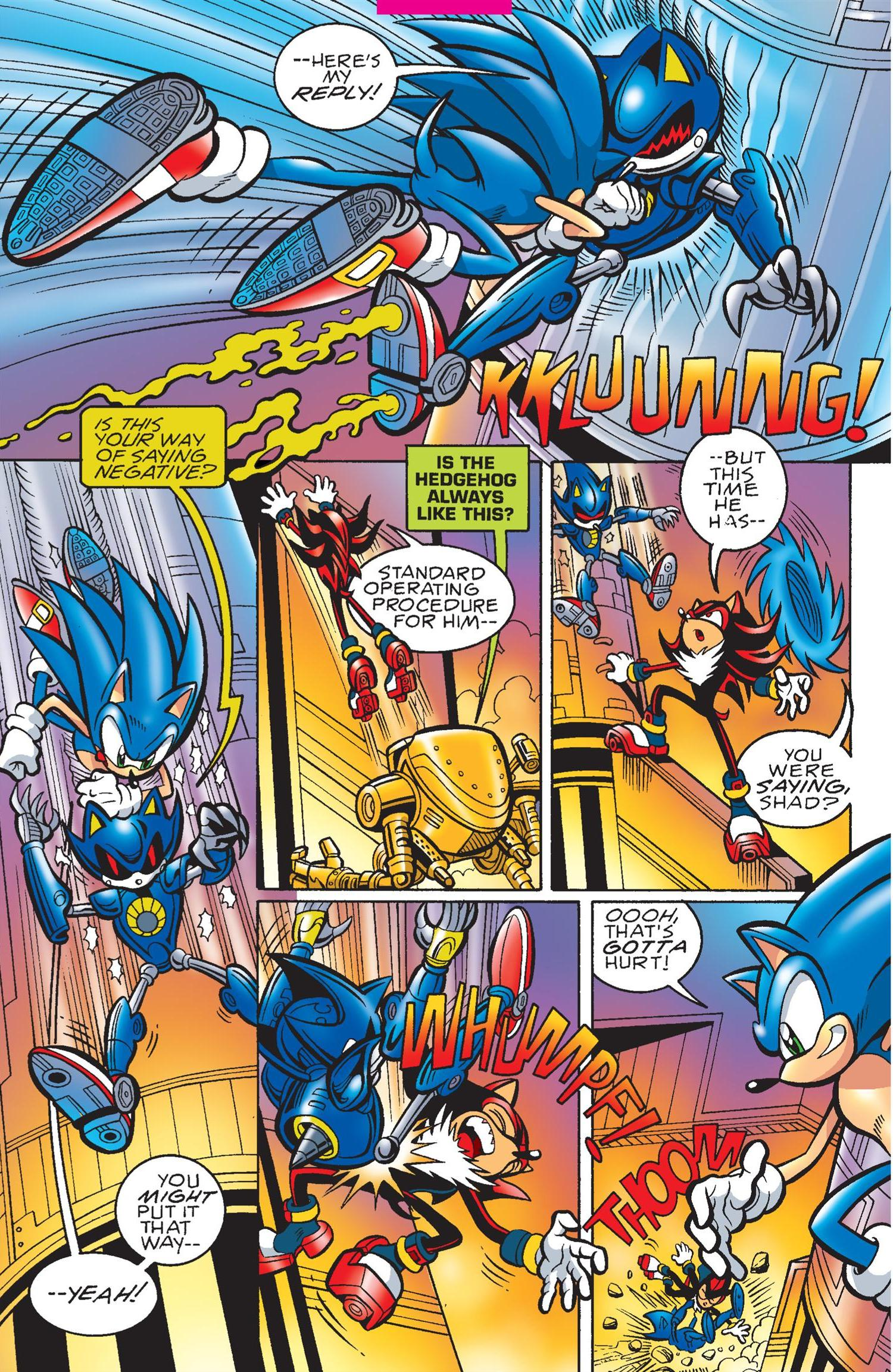 the complete sonic comic encyclopedia pdf