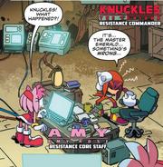 Amy Knuckles IDW 8