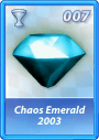 Card 007 (Sonic Rivals)