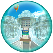 Dolphin Resort Icon (Normal)