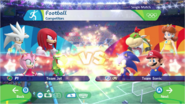 Mario & Sonic at the Rio 2016 Olympic Games - Football Competitors