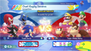 Mario & Sonic at the Rio 2016 Olympic Games - Heroes Showdown Duel Rugby Sevens Competitors