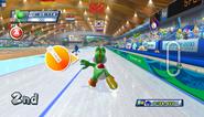 Mario Sonic Olympic Winter Games Gameplay 140