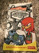 McDonald'sHappyMeal Sega2004 BagBack