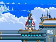 SegaSonic Cosmo Fighter 04