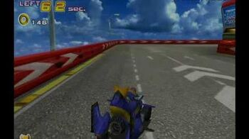 Sonic Adventure 2 Battle (GC) Route 101 Mission 4 A Rank