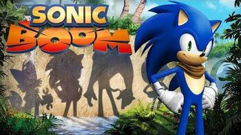 Sonic Boom Shattered Crystal -- E3 2014 Trailer