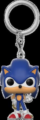 Sonic Pop! Keychain