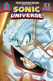 Sonic Universe Numero 27
