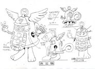 Sonic X koncept 143