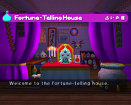 CK fortune telling house