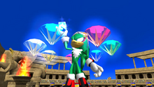 Chaos Emeralds Riders