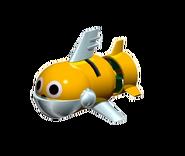 Chaotix Piranha