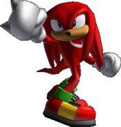 Knuckles SA2B art 1