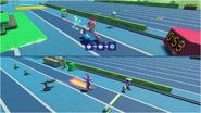Mario & Sonic at the Rio 2016 Olympic Games - Amy VS Blaze Triple Jump