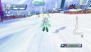 Mario Sonic Olympic Winter Games Gameplay 130