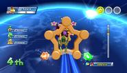 Mario Sonic Olympic Winter Games Gameplay 258