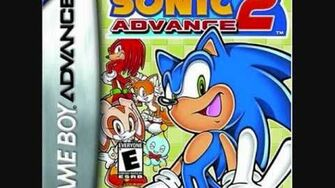 Sonic Advance 2 Soundtrack Leaf Forest Zone Act 2