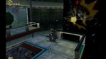 Sonic Adventure 2 Battle (GC) Eternal Engine Mission 5 A Rank