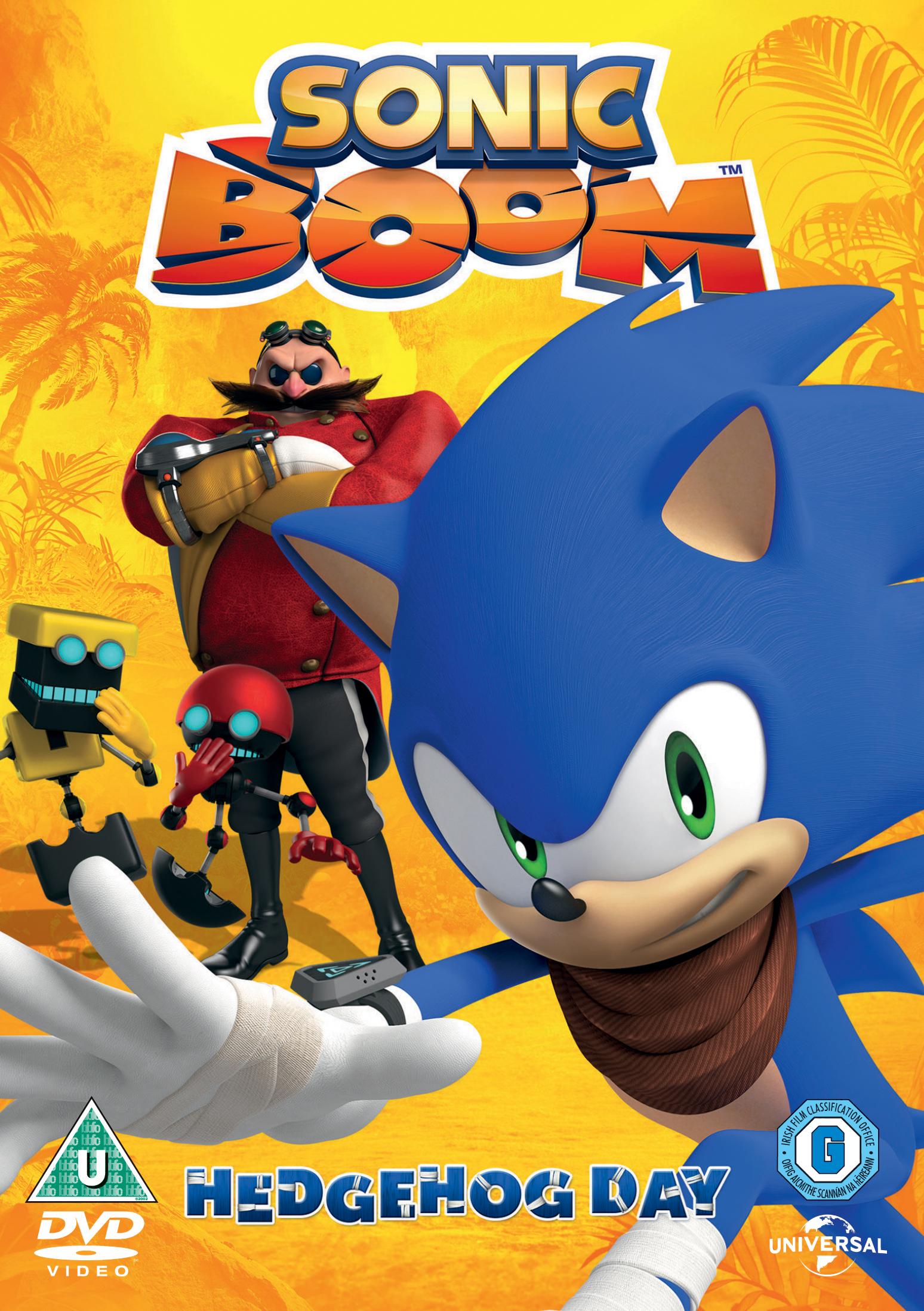 sonic boom hedgehog day sonic news network fandom powered by wikia