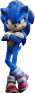 Sonic Film Sonic Artwork 14