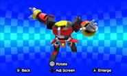 Sonic Generations 3DS model 11