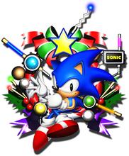 Sonic Jam Christmas