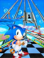 Sonic Labyrinth promo 1