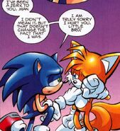 Tails and Sonic