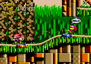 Chaotix Ring Power