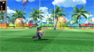 Mario & Sonic at the Rio 2016 Olympic Games - Luigi Rugby Sevens