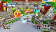 Mario Sonic Olympic Winter Games Gameplay 158