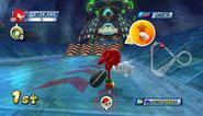 Mario Sonic Olympic Winter Games Gameplay 270