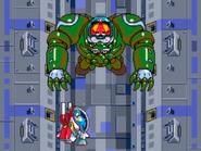 SegaSonic Cosmo Fighter 14