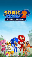 Sonic Dash 2 - Announcement - 01 1443784275