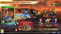 Sonic Forces Preorder BeautyShot XB1