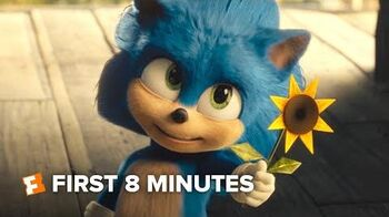Sonic the Hedgehog Exclusive - First 8 Minutes (2020) FandangoNOW Extras