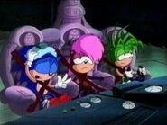 Sonic underground derp